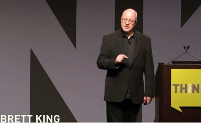 BRETT KING: BEHAVIOR IS THE KILLER APP