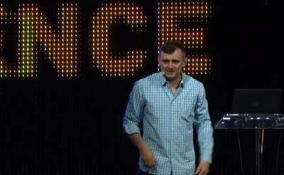 GARY VAYNERCHUK: THE OPPORTUNITY TO HAVE A NARRATIVE IS INCREDIBLE