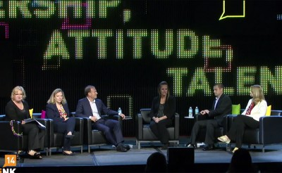THINK IT OUT: LEADERSHIP, ATTITUDE & TALENT