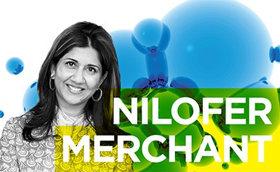 What makes a great leader? – Nilofer Merchant