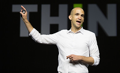 NIR EYAL ON MAKING YOUR BUSINESS A HABIT