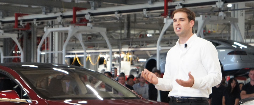 How JB Straubel of Tesla Breaks Through Incumbent Thinking