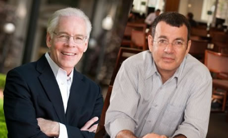 Drew Boyd and Jacob Goldenberg