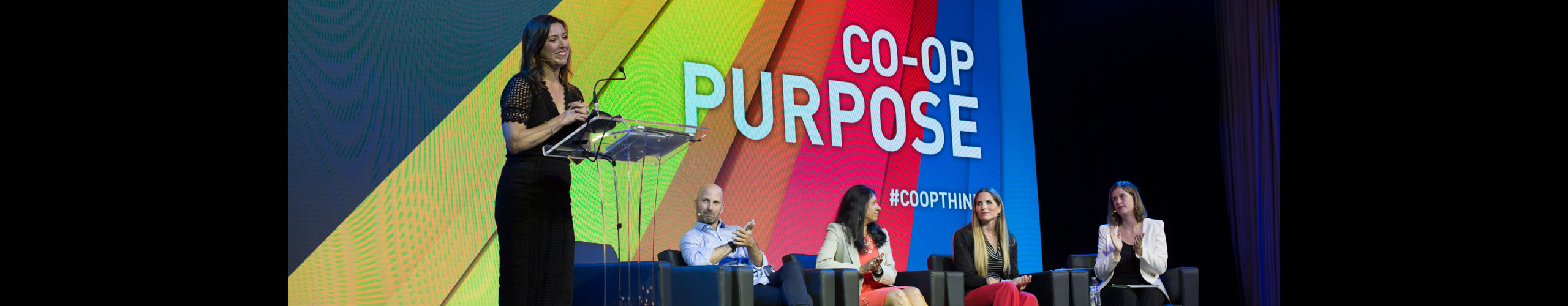 "Ido Leffler on CO-OP Purpose: ""You Can't Miss This Opportunity"""