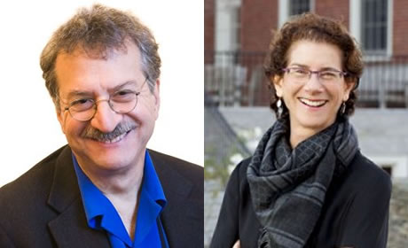 Robert Kegan & Lisa Laskow Lahey