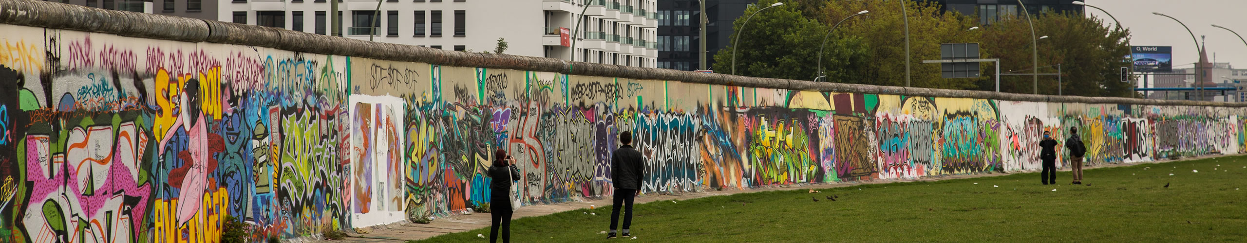 THINK Week in Review: Berlin Wall Edition