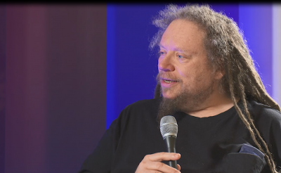 Jaron Lanier at THINK 18