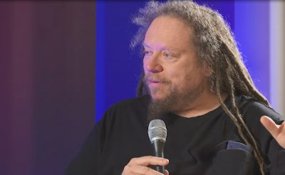 THINK 18 – Jaron Lanier Speaks On the Challenges of AI
