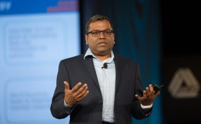 THINK 18 – Naveen Jain, Founders & President of CULytics, Explores How Credit Unions Are Harnessing Their Data