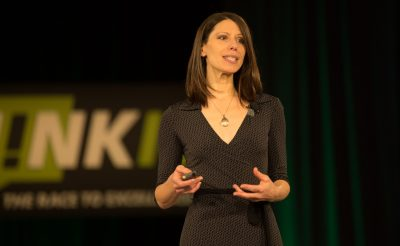 THINK 18 – Tamera Levitt Shares How to Find Calm Within the Chaos