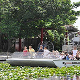 Charity Event: Everglades Air Boat Adventure