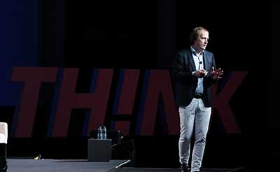 THINK 19 – Taavi Kotka Reveals How He Digitally Transformed Estonia